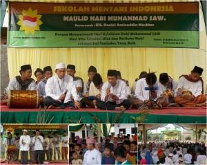 Pembacaan kisah nabi Muhammad SAW (rawi)