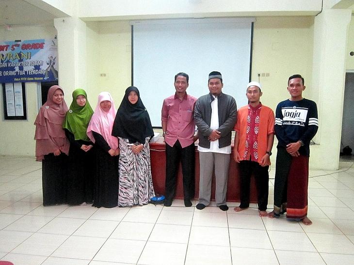 Photo Bersama Kepala Sekolah