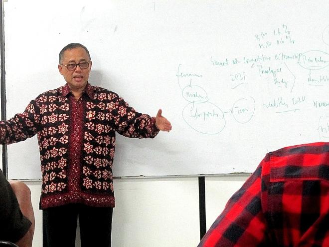 Prof. Dede Rosyada